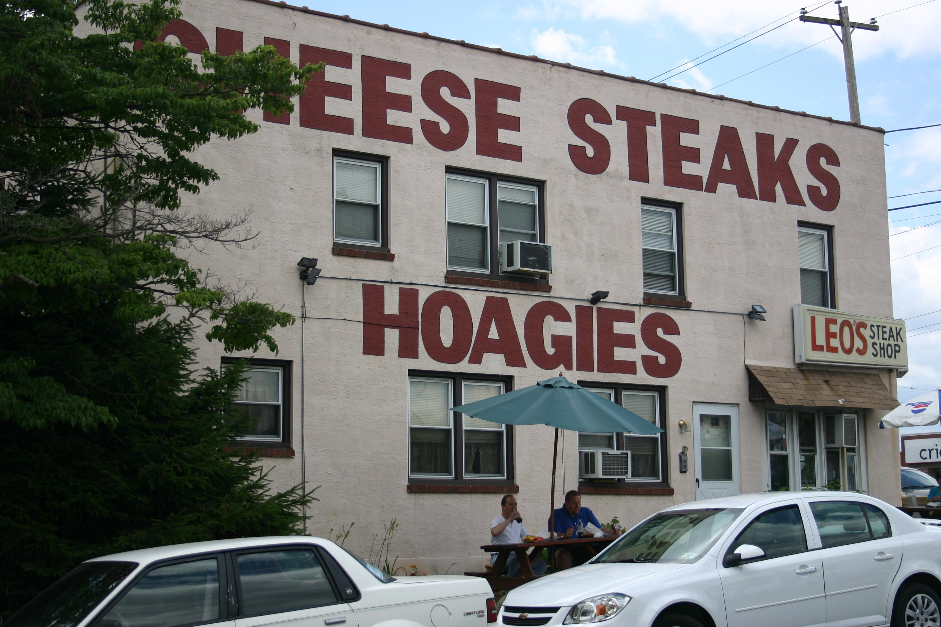 Var finns den bästa Cheesesteaken?