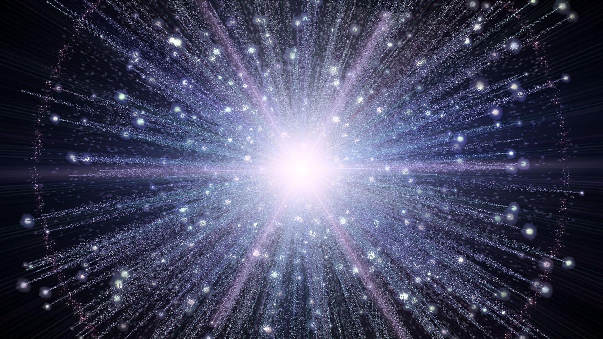 Big Bang – hur allting skapades