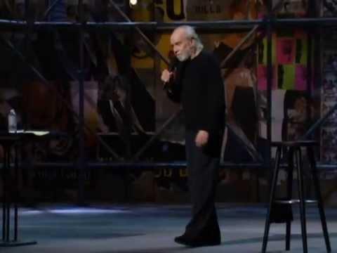 George Carlin – världens bästa stand up