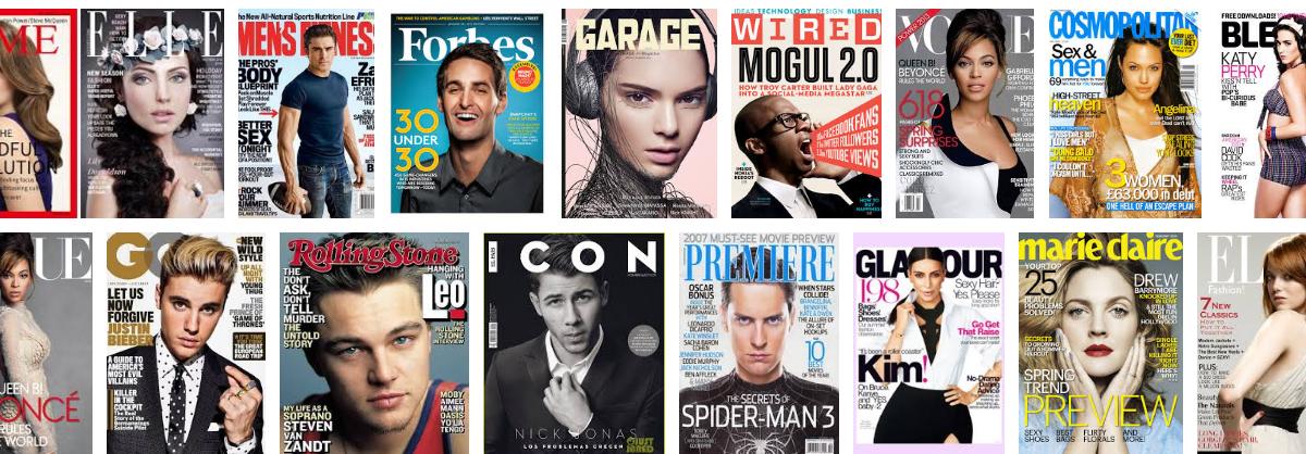 Tidningar och magasin