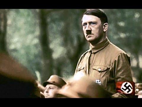 Orsaken till 2:a världskriget enligt Hitler
