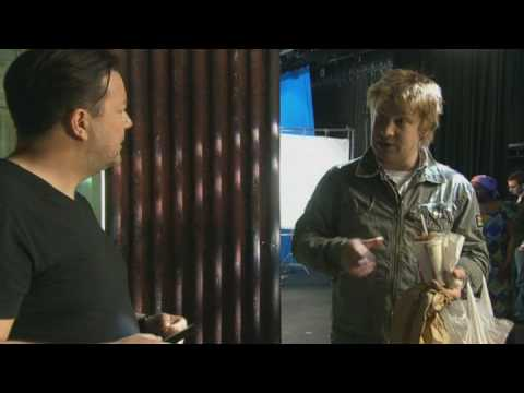 Ricky Gervais i Afrika
