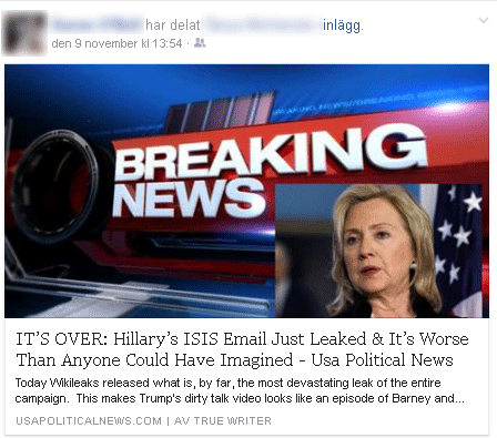 Hillary kampanjen